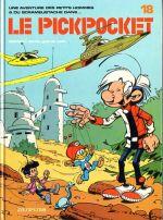 Les petits hommes T18 : Le pickpocket (0), bd chez Dupuis de Seron, Gos, Léonardo