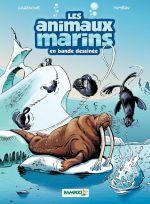 Les Animaux marins T4, bd chez Bamboo de Cazenove, Jytéry, Amouriq, Mirabelle