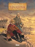 Les chemins de Malefosse T24 : Le Dernier secret (0), bd chez Glénat de Bardet, Goepfert, Faucon