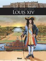 Louis XIV T2, bd chez Glénat de Morvan, Voulyzé, Guedes, Walter