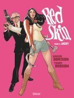 Red skin T2 : Jacky (0), bd chez Glénat de Dorison, Dodson