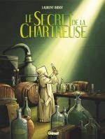 Le Secret de la chartreuse : , bd chez Glénat de Bidot, Häflinger
