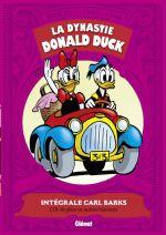 La Dynastie Donald Duck T20 : 1944 / 1946 - L'Or de glace et autres histoires (0), comics chez Glénat de Barks