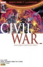Secret Wars : Civil War T5 : Résolution (0), comics chez Panini Comics de Mandel, Soule, Humphries, Walsh, Yu, Laming, Milla, Gho, Wilson, Boyd
