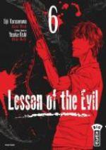 Lesson of the evil T6, manga chez Kana de Kishi, Karasuyama
