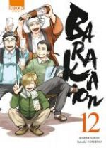 Barakamon T12, manga chez Ki-oon de Yoshino