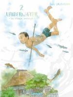 Underwater - le village immergé  T2, manga chez Ki-oon de Urushibara