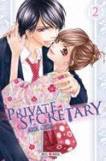 Private secretary T2, manga chez Soleil de Oda