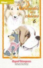 Le Paradis des chiens T6, manga chez Glénat de Tatsuyama, Tanaka, Matsui