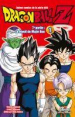 Dragon Ball Z – cycle 7 : Le réveil de Majin Boo, T1, manga chez Glénat de Toriyama