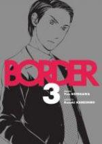 Border T3, manga chez Komikku éditions de Kaneshiro, Kotegawa