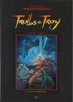 Lanfeust et les mondes de Troy T62 : Trolls de Troy - La trolle impromptue (0), bd chez Hachette de Arleston, Mourier, Guth