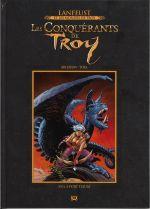 Lanfeust et les mondes de Troy T31 : Les conquérants de Troy - Exil à Port-Fleuri (0), bd chez Hachette de Arleston, Tota, Lamirand
