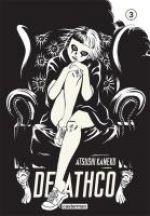 Deathco T3, manga chez Casterman de Kaneko