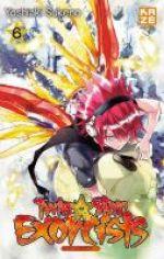 Twin star exorcists T6, manga chez Kazé manga de Sukeno