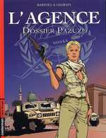 L'agence T2 : Dossier Pazuzu (0), bd chez Casterman de Bartoll, Legrain, Téjan-Cole