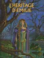 L'héritage d'Emilie T2 : Maeve (0), bd chez Dargaud de Magnin