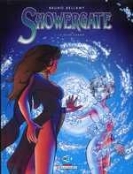 Showergate T1 : La Reine Sombre (0), bd chez Delcourt de Bellamy
