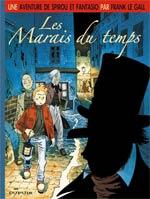 Le Spirou de... T2 : Les marais du temps (0), bd chez Dupuis de Le Gall, Thomas