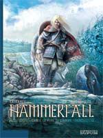 Hammerfall T1 : La peine du serpent (0), bd chez Dupuis de Runberg, Talijancic, Häflinger