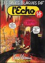 Les sales blagues de l'écho T14, bd chez Albin Michel de Vuillemin