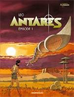 Antarès T1 : Episode 1 (0), bd chez Dargaud de Léo