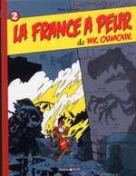 Nic Oumouk T2 : La France a peur (0), bd chez Dargaud de Larcenet, Larcenet