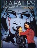 Rafales T3 : India Allen (0), bd chez Le Lombard de Desberg, Vallès, Alluard