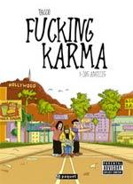 Fucking karma T1 : Los Angeles (0), bd chez Paquet de Pacco, Bernatets