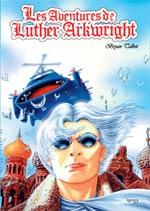 Les aventures de Luther Arkwright, comics chez Kyméra de Talbot