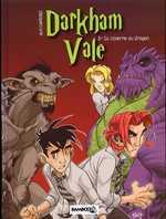 Darkham Vale T2 : La caverne du dragon (0), comics chez Bamboo de Lawrence