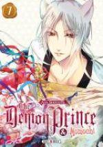 The demon prince & Momochi T7, manga chez Soleil de Shouoto