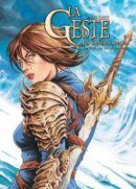 La geste des Chevaliers Dragons T22 : La Porte du Nord (0), bd chez Soleil de Ange, Alexe, Paitreau