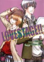 Love stage T6, manga chez Taïfu comics de Eiki, Zao