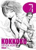 Kokkoku  T7, manga chez Glénat de Horio