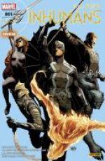 All-New Inhumans T1 : Voilà ce qui vous attend... (0), comics chez Panini Comics de Stegman, Soule, Asmus, Peterson, Lee, McNiven, Caselli, Ponsor, Campbell, Mossa, Gho