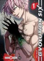 Evolution Six T1, manga chez Bamboo de Mitsuru