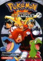 Pokémon Or et Argent T2, manga chez Kurokawa de Kusaka, Mato