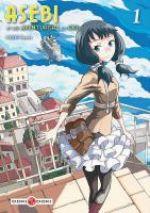 Asebi et les aventuriers du ciel  T1, manga chez Bamboo de Umeki