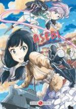 Asebi et les aventuriers du ciel  T3, manga chez Bamboo de Umeki