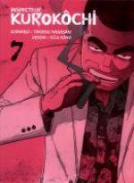 Inspecteur Kurokôchi T7, manga chez Komikku éditions de Nagasaki, Kôno