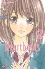 Heartbeats  T2, manga chez Panini Comics de Konno
