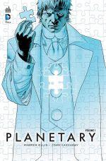 Planetary T1, comics chez Urban Comics de Ellis, Cassaday, Jimenez, Baron, Wildstorm fx, Martin, Lanning