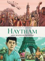 L'Histoire d'Haytham, bd chez Dargaud de Hénin, Park