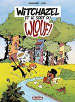 Witchazel T1 : et le sort du wlouf (0), bd chez Kramiek de Darnaudet, Elric, Durandelle