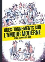 Questionnements sur l'amour moderne, bd chez EP Editions de Ptiluc