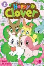 Happy clover T3, manga chez Nobi Nobi! de Tatsuyama