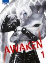Awaken T1, manga chez Ki-oon de Renda