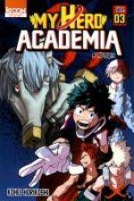 My Hero Academia T3 : All Might (0), manga chez Ki-oon de Horikoshi