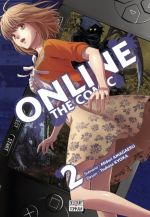 Online the comic  T2, manga chez Delcourt de Amagaeru, Kyoka